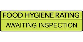 Food Hygiene Rating Scheme Awaiting Inspection